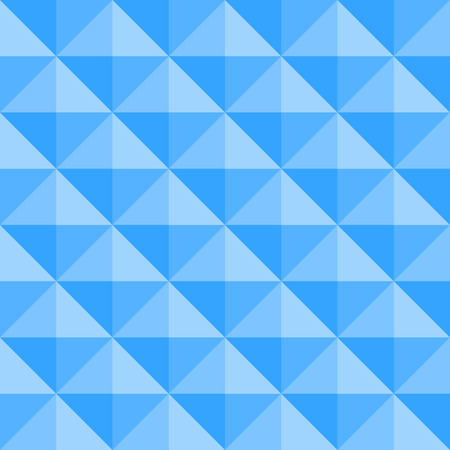 rhombic: Light Blue tile seamless background with rhombic elements