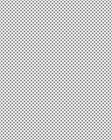 Seamless background with black dots on a white background, vector