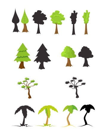Trees Stock Vector - 17221963