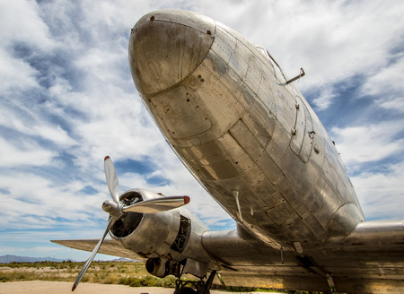 Retired Airplane
