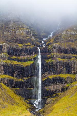 Heart Shaped Waterfall