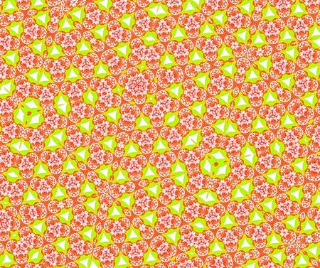 Fractal Pattern  Stock Photo