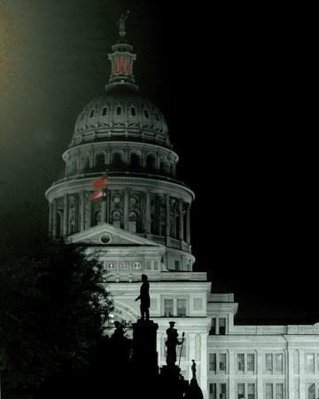 Texas Capital Stock Photo