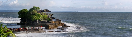 Pura Tanah Lot at Bali