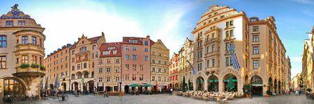 Munich hofbreuhaus Editorial