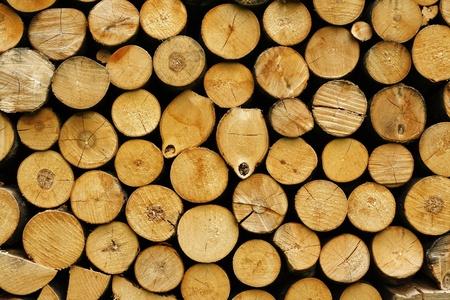 poele bois: bois de chauffage pr�t pour le four de la chemin�e ou po�le � bois