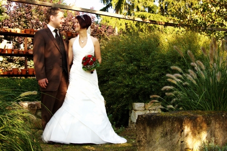 Wedding, the photo shooting part of it