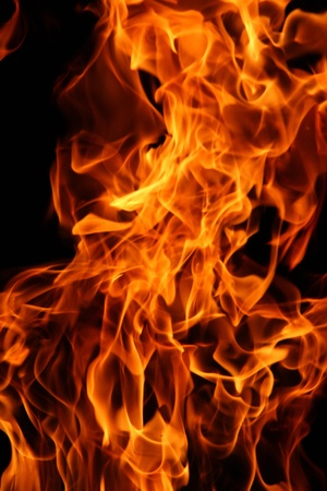 blazing: Fire Stock Photo
