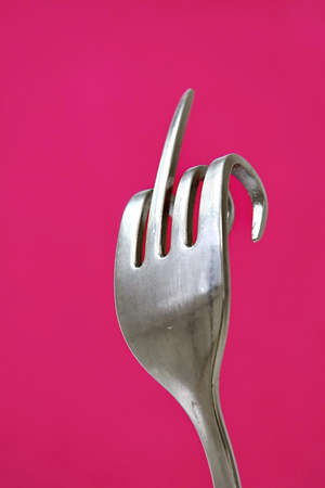 bent: The fork