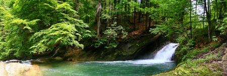 Eistobel Waterscape Stock Photo