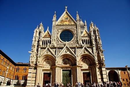 Cathedral of Siena, Tuscany, Italy