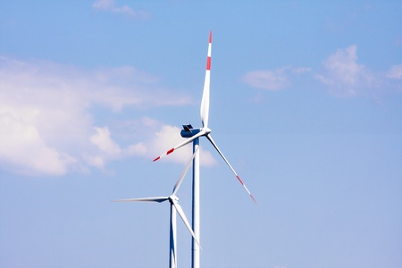 Wind power photo