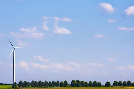 Windenergie Stock Photo - 14710134