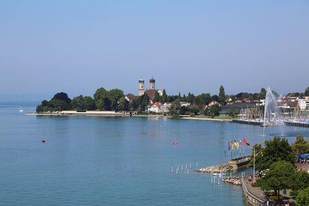 Friedrichshafen Stock Photo