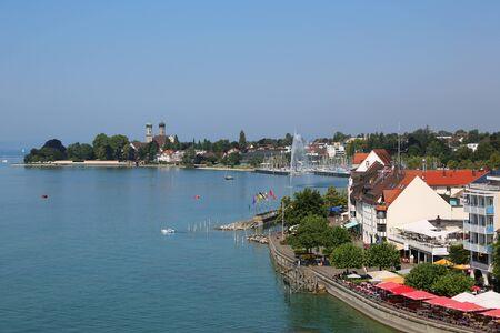 friedrichshafen: Friedrichshafen Stock Photo
