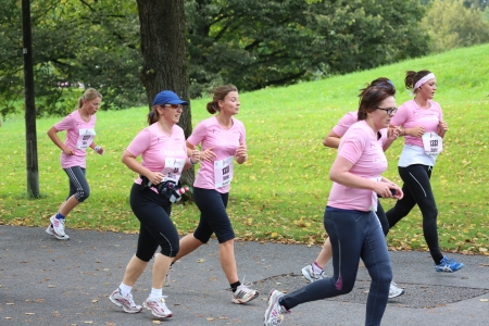 women s health: Women s Run, Munich, 2012,