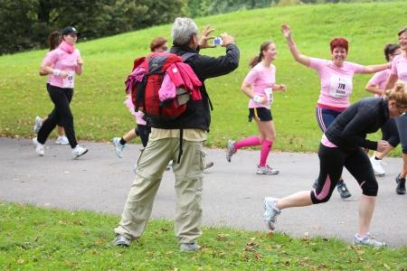women s health: Women s Run, Munich, 2012,
