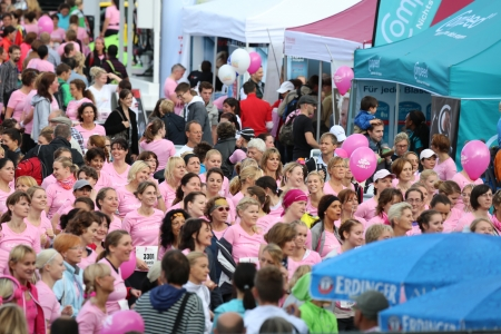 Women s Run, Munich, 2012,