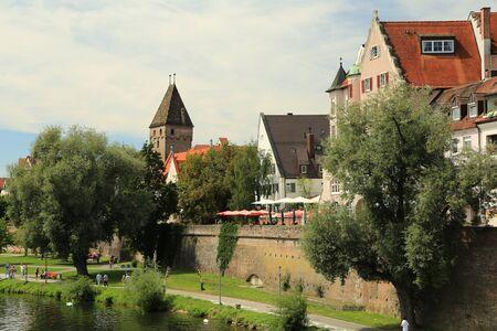 Ulm, Danube