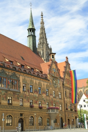 City Hall of Ulm