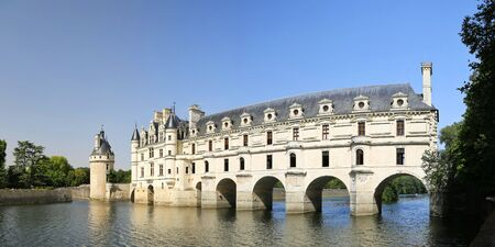 Water Castle Chenonceaux