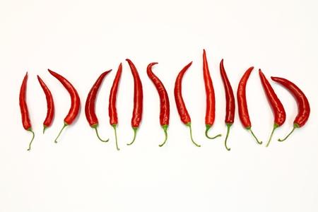 hot red chili
