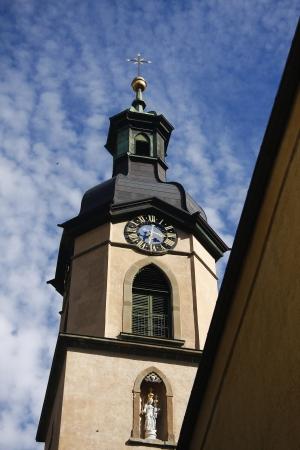 Chur, Switzerland Stock Photo