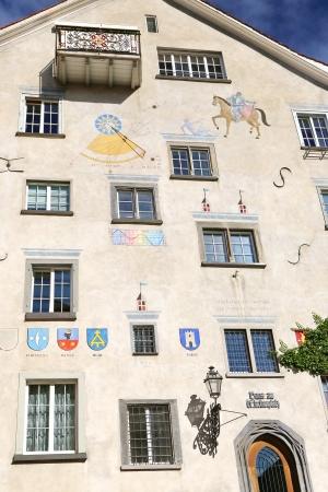 Chur, Switzerland Editorial