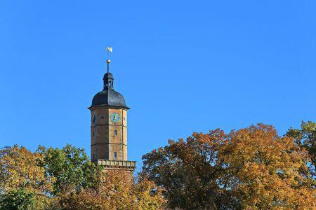 Volkach Stock Photo