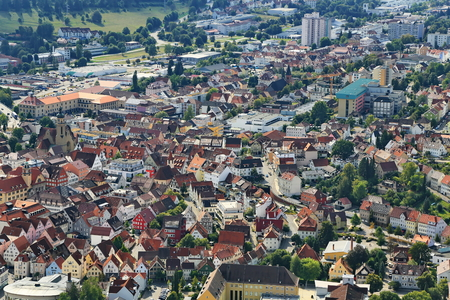 Albstadt is a city in Germany with many historical attractions