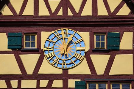 Josenturm Schwaebisch Hall is a city in Bavaria, Germany, Europe.