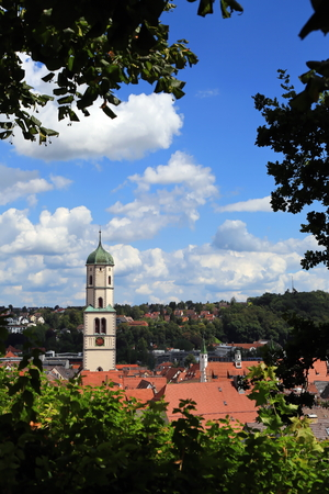 Biberach is a city in Bavaria, Germany, with many historical attractions
