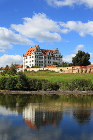 Schloss Harthausen in Günzburg is a city in Bavaria, Germany, with many historical attractions