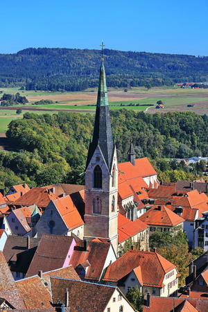 Rottweil is a city in Germany with many historical attractions