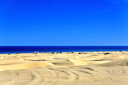 Playa del Ingl?s on Gran Canaria