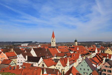 Attractions of the city of Kaufbeuren