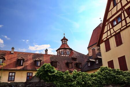 Ansbach is a city in Bavaria, Behringerhof