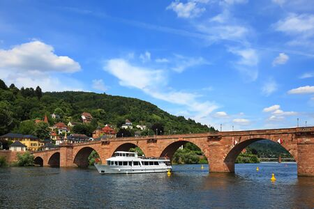 Heidelberg is a city in Germany