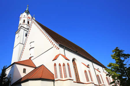 Schrobenhausen is a town in Bavaria with many historical sights