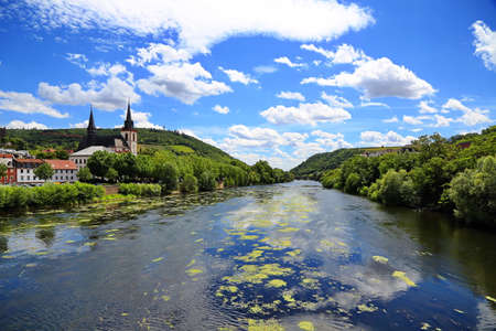 Bingen am Rhein is a city in Rhineland-Palatinate with many historical sights