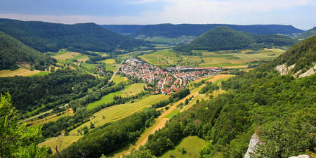 Hausen / Fils from above