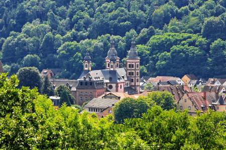 Amorbach is a town in Lower Franconia with many historical sights