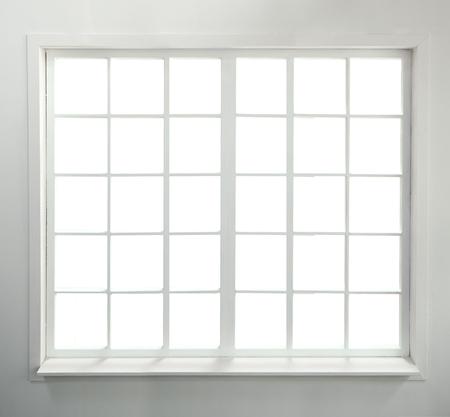 Modern residential window Zdjęcie Seryjne