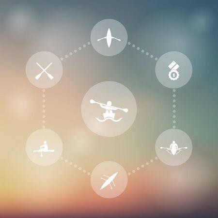 oar: Rowing, kayak, canoe, rower, oar transparent icons