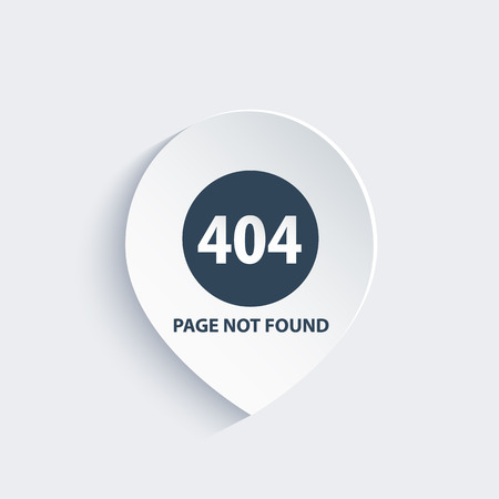 found: 404 error, page not found