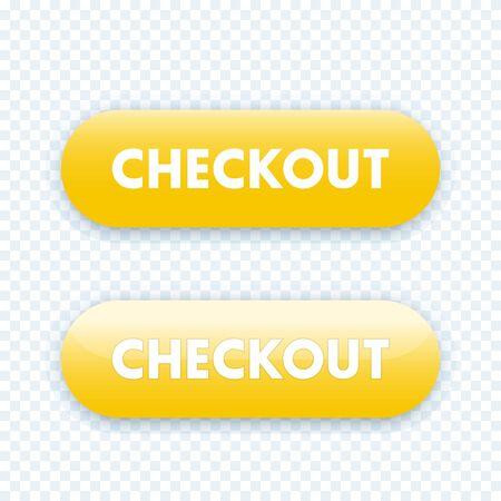 checkout: checkout button for web, yellow