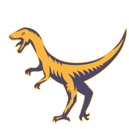 raptorial: Velociraptor, predaceous dinosaur, raptorial saurian