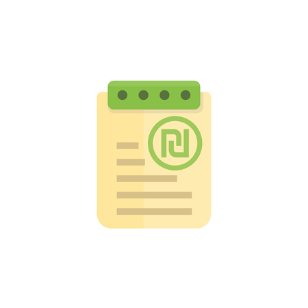 payroll, expense report icon