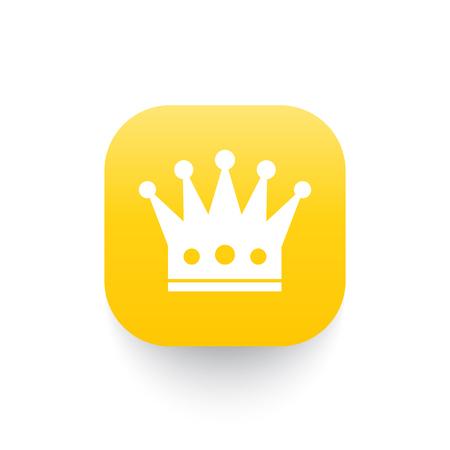 crown icon, regal, royal symbol