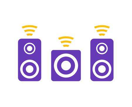 wireless audio speakers